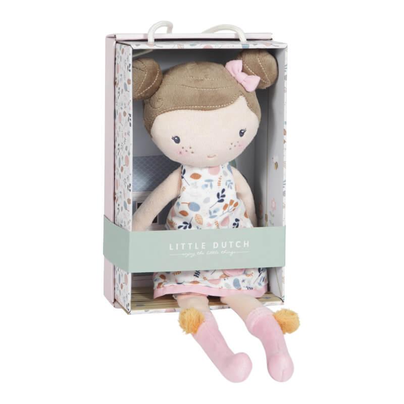 Babika v krabicke rosa 35 cm