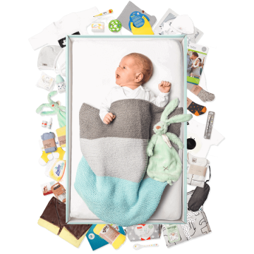Slovak Baby Box Luxury