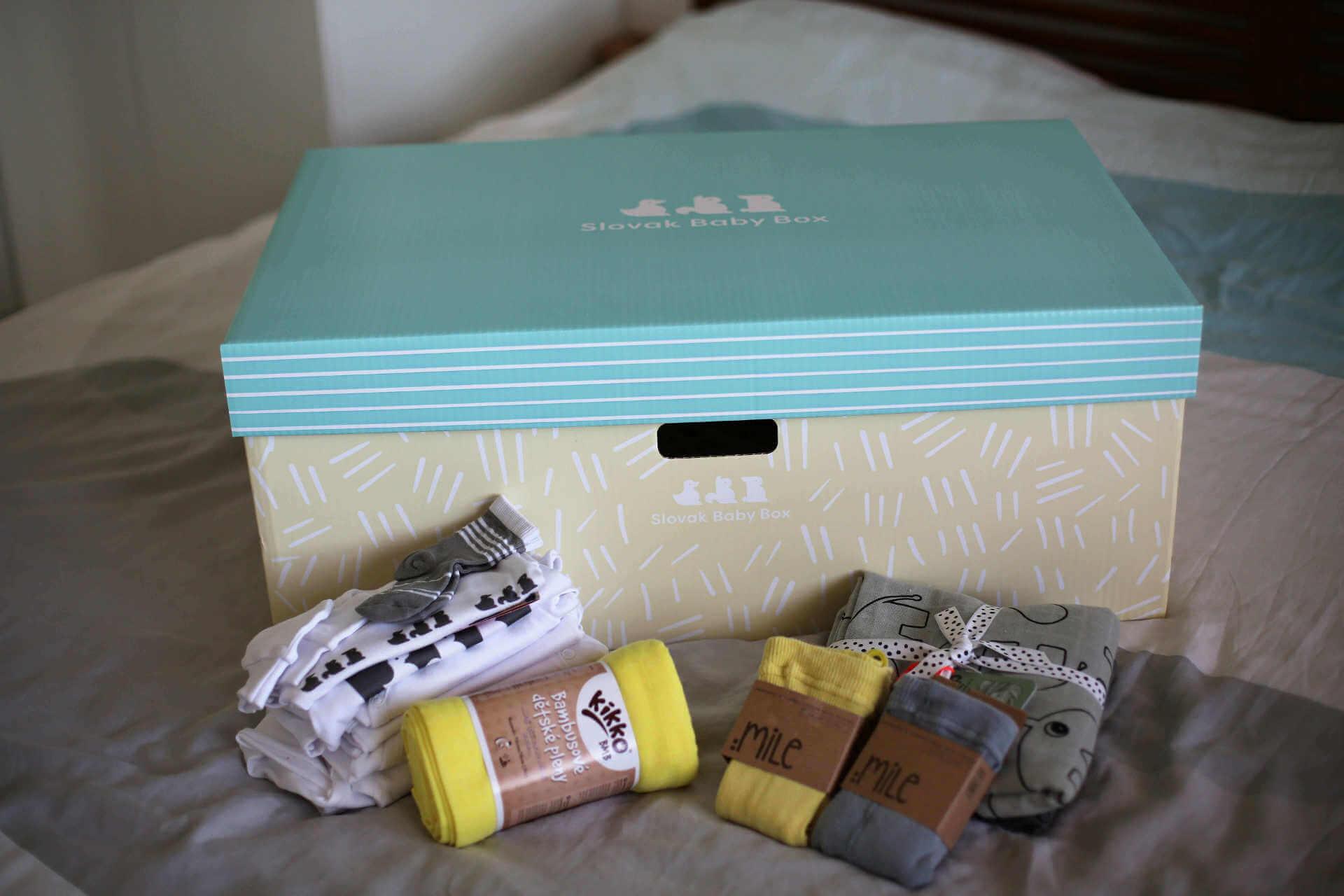 Slovak Baby Box